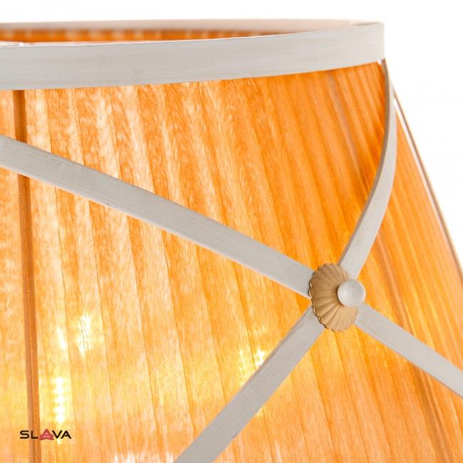 Подвесная люстра с оранжевым абажуром (FN004/5)